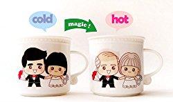 Magic Couple Cups